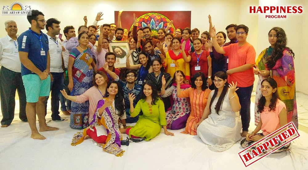 Art of Living Teacher & Faculty Niraj Gera